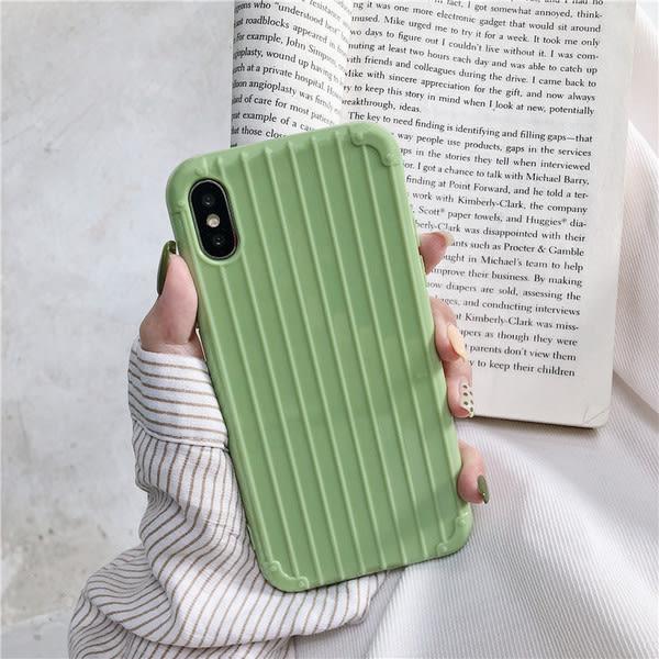 【SZ51】iphone11手機殼 簡約純色行李箱 iphone 11Promax手機殼 iphone 11手機殼