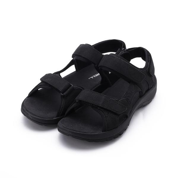 MERRELL SANDSPUR 2 CONVERT 都會休閒涼鞋 黑 ML002715 男鞋