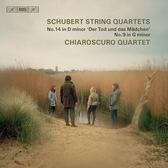 【停看聽音響唱片】【SACD】舒伯特:弦樂四重奏(死神與少女) 明暗對比四重奏