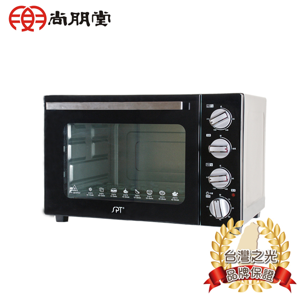 尚朋堂32L雙層鏡面烤箱SO-9232D(免運費)