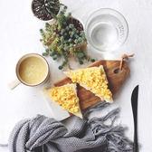 創意北歐長方形大理石拼接實木面包板芝水果盤披薩板壽司托盤 森活雜貨