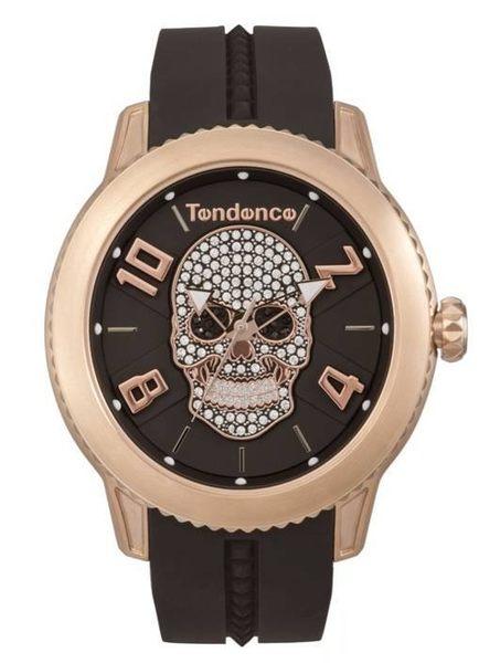 official photos 0ba0f 8e6f7 Tendence天勢表-圓弧系列晶鑽骷髏腕錶(手錶 男錶 女錶 對錶)-總代理原廠公司貨-原廠保固兩年