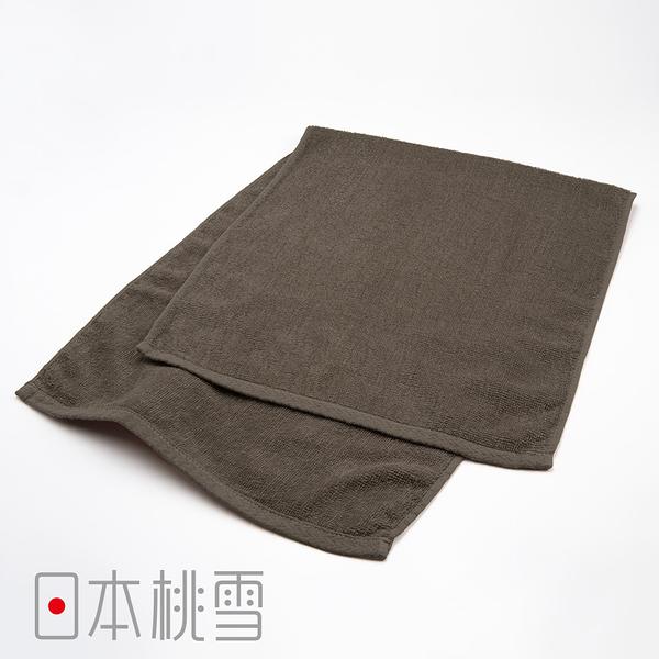 日本桃雪綁頭毛巾(深咖啡色) 鈴木太太