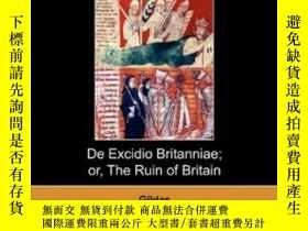 二手書博民逛書店De罕見Excidio Britanniae; Or, The Ruin Of BritainY256260