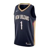 Nike 男 NBA 2020 新奧爾良鵜鶘隊 籃球 無袖 球衣 CW3674-424