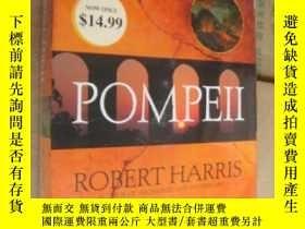 二手書博民逛書店Robert罕見Harris:Pompeii (Read by