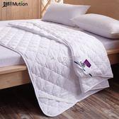保潔墊 保護墊1.8水洗防滑床護墊1.5m薄款墊被保潔床褥子賓館igo 俏女孩