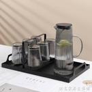 北歐玻璃杯水杯ins風家庭喝水杯子客廳茶...