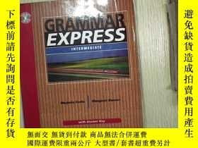 二手書博民逛書店Grammar罕見Express Intermediate Wi