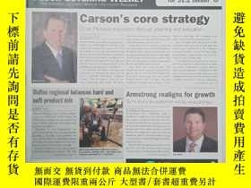二手書博民逛書店FCW罕見FLOOR COVERING WEEKLY 2015 01 19 英文地板材料周刊外文雜誌Y1461