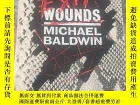 二手書博民逛書店EXIT罕見WOUNDSY9526 出版1988