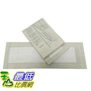 [美國直購 ShopUSA] 10-Pack Paper Dust Bag Designed to fit Electrolux Professional
