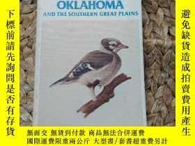 二手書博民逛書店Fifty罕見Common Birds of Oklahoma and the southern great pl