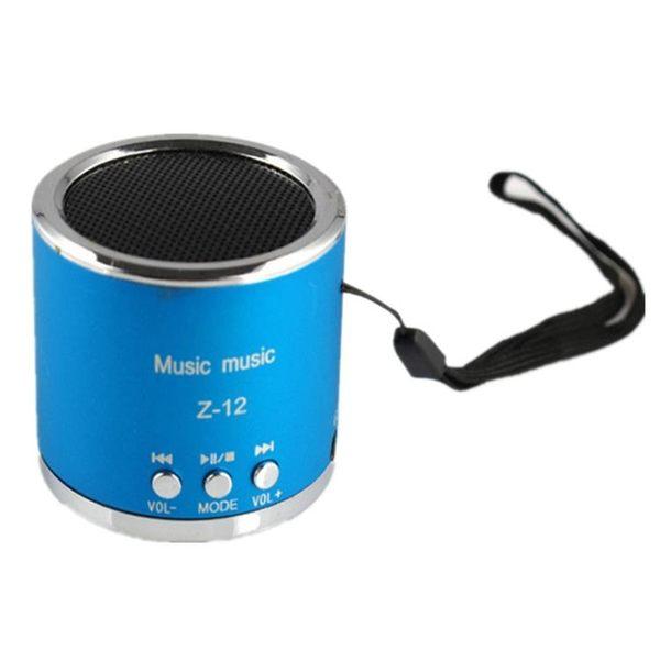 藍牙小喇叭 usb播放器充電小鋼炮低音炮小型戶外 母親節禮物