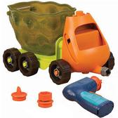 【B.Toys】快樂玩組裝-拼卡車 (載卡多翻斗車)