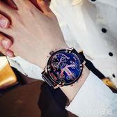男士手錶 手表男大表盤超大機械表霸氣石英表歐美男 nm7371【VIKI菈菈】