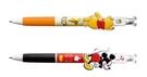 三菱鉛筆 迪士尼 uni-ball:RE 魔樂筆 URN-350D +贈一支0.38魔樂筆