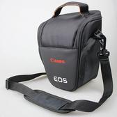 相機包 佳能單反相機包 側背攝影包 三角包600D 650D 700D 60D 70D 550D 小宅女