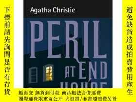 二手書博民逛書店Peril罕見at End House (Elt Reader)Y449926 Agatha Christie