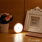 歐普感應燈USB充電插電小夜燈樓道衛生間臥室智慧光控LED燈 ciyo黛雅