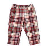 【愛的世界】純棉經典法蘭絨長褲/2~4歲-中國製- ★秋冬下著