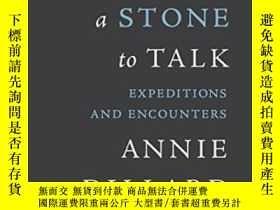 二手書博民逛書店Teaching罕見A Stone To Talk: Exped