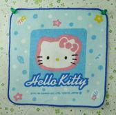 【震撼精品百貨】Hello Kitty 凱蒂貓~方巾/毛巾-海洋風