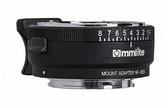 【聖影數位】Commlite CM-NF-NEX 尼康鏡頭 轉 NEX 手動對焦 轉接環 公司貨