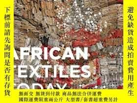 二手書博民逛書店African罕見Textiles TodayY360448 C