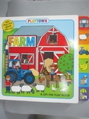 【書寶二手書T8/少年童書_YCJ】Farm_Priddy, Roger/ Green, Dan (ILT)
