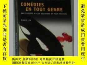 二手書博民逛書店罕見法文小說 Comédies en tout genre de