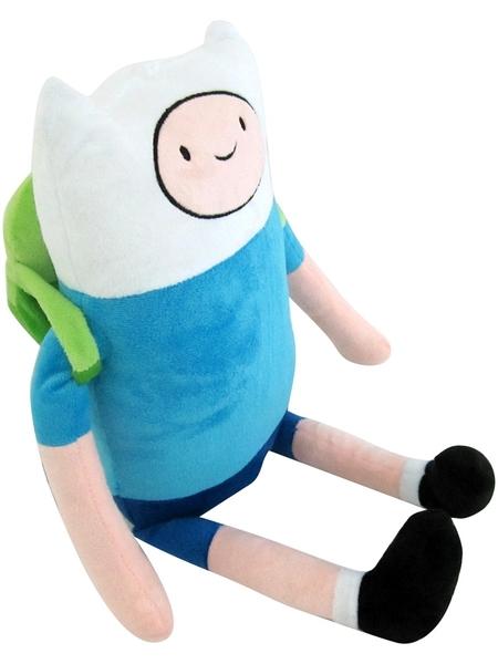 【卡漫城】 阿寶 絨毛娃娃 48cm ㊣版 探險活寶 老皮 好朋友 布偶 玩偶 探險活寶 Adventure Time