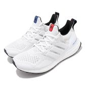 【海外限定】adidas 慢跑鞋 UltraBOOST 2.0 City Pack 白 黑 女鞋 襪套式 運動鞋 【PUMP306】 FW5422