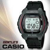 CASIO 手錶專賣店 卡西歐  HDD-600-1A 男錶 電子錶 球面玻璃 防水100米 塑膠錶帶
