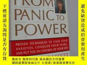 二手書博民逛書店From罕見Panic to Power 化恐慌爲力量Y1468