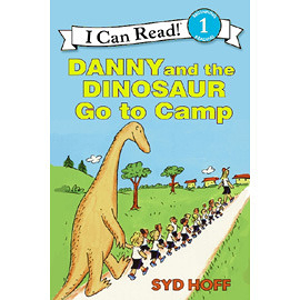 【汪培珽書單】〈An I Can Read系列〉DANNY AND DINOSAUR GO TO CAMP / L1