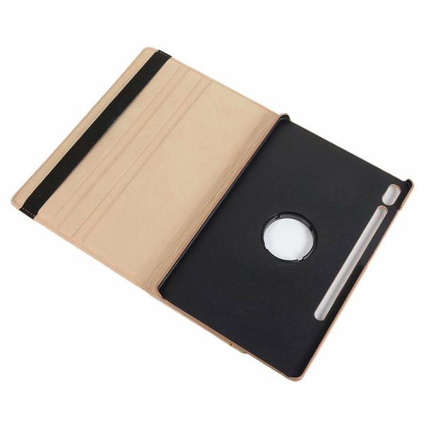 【妃航】2019 iPad 10.2 輕薄/休眠 智能 荔枝紋 側翻/翻蓋 360度 旋轉/支架 平板 皮套