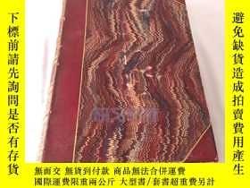 二手書博民逛書店1861年罕見Revuedes Deux Mondes Tome Trente Etunieme 24×17×5.