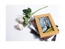 木質相框磁性相框照片墻簡約實木6寸環保ps材質創意公司形象墻 俏女孩