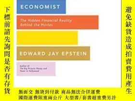 二手書博民逛書店The罕見Hollywood EconomistY364682 Edward Jay Epstein Melv