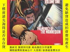 二手書博民逛書店the罕見hero code:volume one the me
