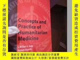 二手書博民逛書店Concepts罕見and Practice of Humani