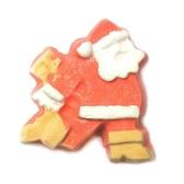 """*禎的家 *英國原裝 LUSH *聖誕老公公 Santa""""s 限量 泡澡球 NEW"""