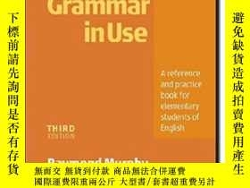 二手書博民逛書店Essential罕見Grammar In Use Without AnswersY256260 Raymon