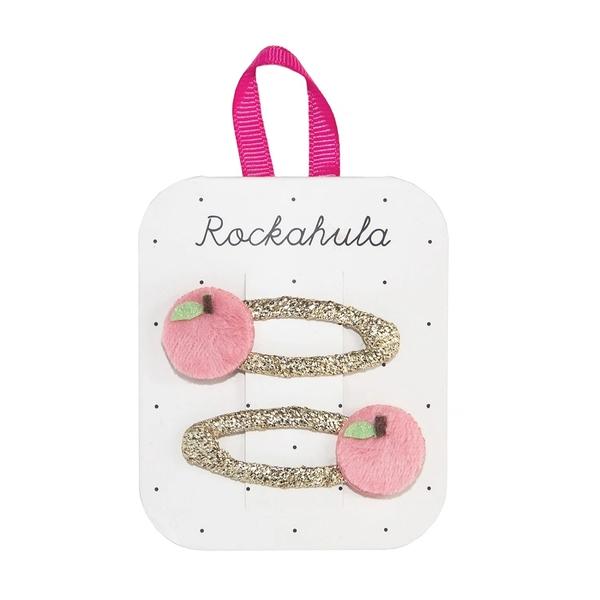 英國 Rockahula Kids 髮夾 - 小桃子