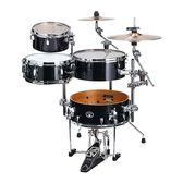 凱傑樂器 贈套鈸 TAMA VD46CBCN 旅行鼓組 (黑色) 含架 不含鈸 爵士鼓 公司貨