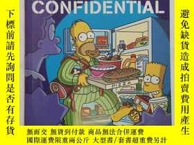二手書博民逛書店Simpsons罕見Comics Confidential (S