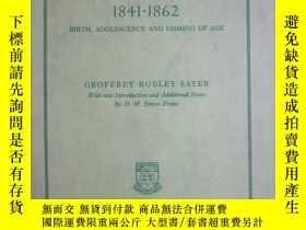 二手書博民逛書店Hong罕見Kong 1841-62: Birth, Adole