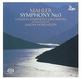 【停看聽音響唱片】【SACD】馬勒:第三交響曲 霍倫斯坦 指揮 倫敦交響管弦樂團