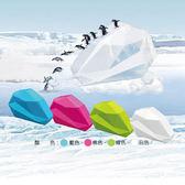 [奇奇文具] 【力大 ABLE 膠台】03933  冰山手持膠台 (4色)